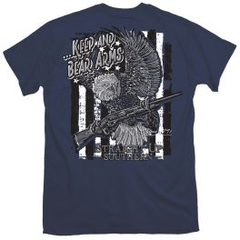 Straight Up Southern Keep And Bear Arms T-Shirt