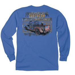 Straight Up Southern Always Reliable Long Sleeve T-Shirt