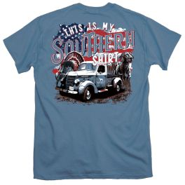 Straight Up Southern Southern T-Shirt - YOUTH