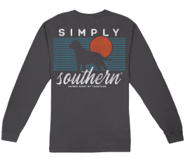 Simply Southern Sunset Long Sleeve T-Shirt