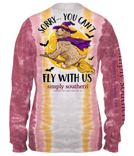 Simply Southern Fly Long Sleeve T-Shirt