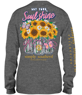 Simply Southern Soul Long Sleeve T-Shirt