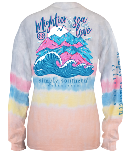 Simply Southern Mightier Long Sleeve T-Shirt