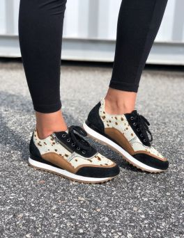 Wild West Fur Sneakers