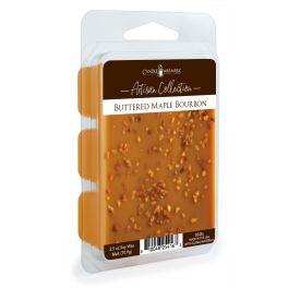 Buttered Maple Bourbon 2.5oz Artisan Wax Melts