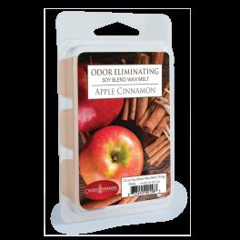 Apple Cinnamon 2.5oz Odor Eliminating Wax Melts