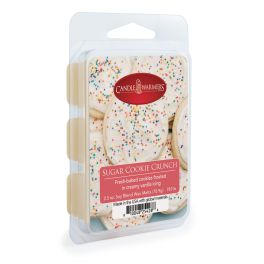 Sugar Cookie Crunch 2.5oz Wax Melts