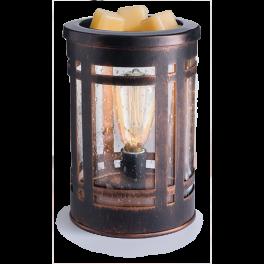Mission Vintage Bulb Illumination Wax Warmer