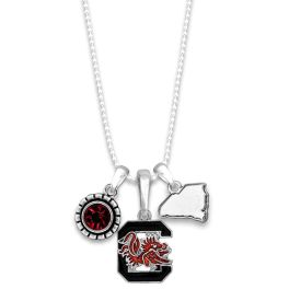 South Carolina Gamecocks Necklace