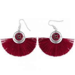 South Carolina Gamecocks Earrings