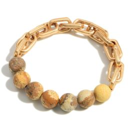 Happy For You Bracelet - Brown