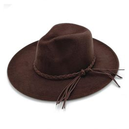 She's In Charge Hat - Brown