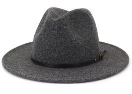 Girls Day Hat - Dark Grey