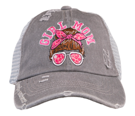 Simply Southern Girl Mom Hat