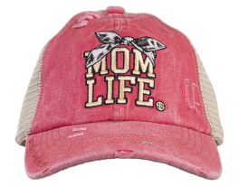 Simply Southern Mom Life Hat