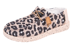 Simply Southern Slip-On Sneakers - Leopard