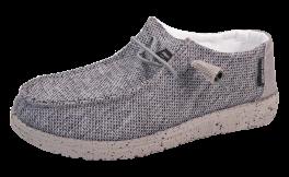 Simply Southern Slip-On Sneakers - Dark Heather Grey