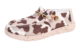 Simply Southern Slip-On Sneakers - Cow