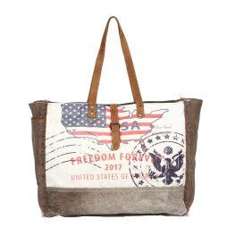 Myra Partisan Weekender Bag