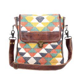 Myra Eye Catcher Shoulder Bag