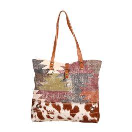 Myra Spring Tote Bag