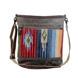 Myra Technicolor Shoulder Bag