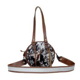 Myra Concept Leather & Hairon Bag