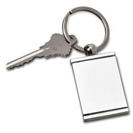 Rectangle Key Chain