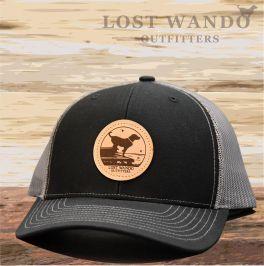 Wando Ready To Go Hat - Charcoal & Gray