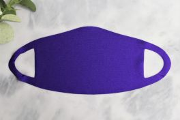 Adult Face Mask - Violet