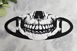 Kids Face Mask - Skull