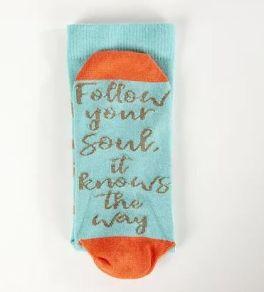 Follow Your Soul Socks