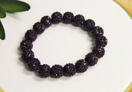 Bling Bracelet - Purple
