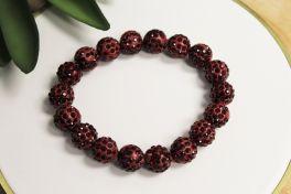 Bling Bracelet - Garnet