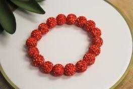 Bling Bracelet - Orange