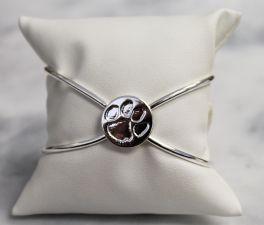 Clemson Mariah Cuff Bracelet