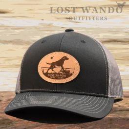 Marsh Lab Hat - Black & Charcoal