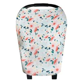 Multi-Use Car Seat Cover & Nursing Cover - Leilani