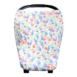 Multi-Use Car Seat Cover & Nursing Cover - Wren