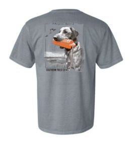 Southern Fried Cotton Our Boy Buck Short Sleeve T-Shirt
