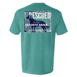Southern Fried Cotton Rescued Short Sleeve T-Shirt