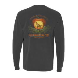 Southern Fried Cotton Howlolantern Long Sleeve T-Shirt