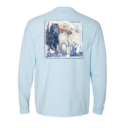 Southern Fried Cotton Retrieving Long Sleeve T-Shirt