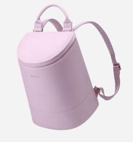 Corkcicle Eola Bucket Cooler Bag - Rose Quartz