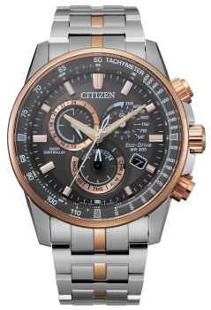 Mens PCAT Citizen Eco-Drive Watch