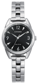 Ladies Stainless Steel Drive Citizen Eco-Drive Watch