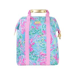 Lilly Pulitzer Backpack Cooler - Best Fishes