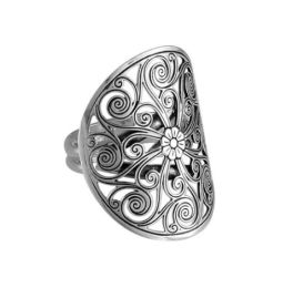 Charleston Gates Market Hall Adjustable Ring