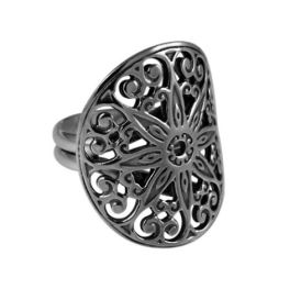Charleston Gates College of Charleston Adjustable Ring