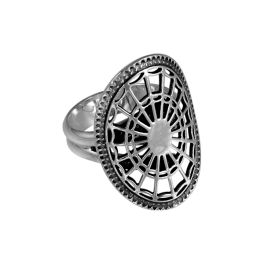 Charleston Gates Nathaniel Russell Federal Oval Adjustable Ring